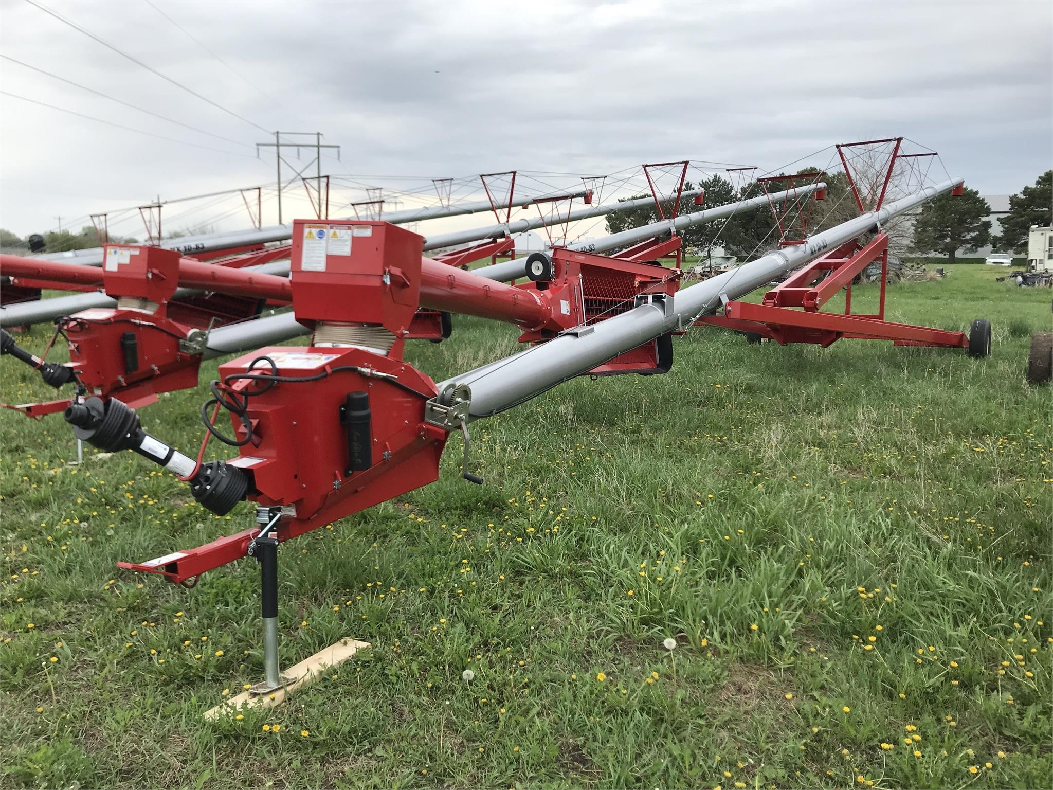 2020 Wheatheart X100-83 Augers and Conveyor