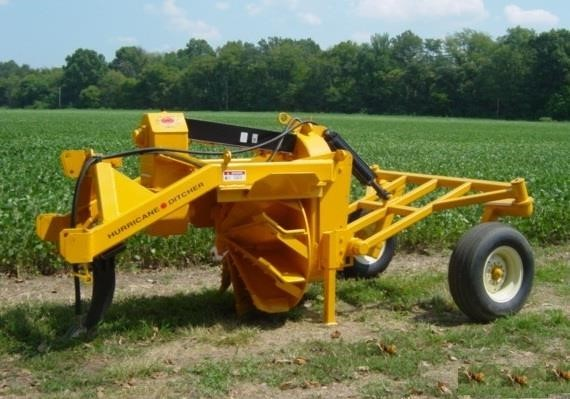 2020 Hurricane Ditcher 3PT42 Field Drainage Equipment