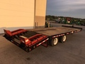 2013 Towmaster 25' Trailer Flatbed Trailer