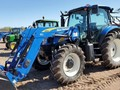 2010 New Holland T6030 100-174 HP