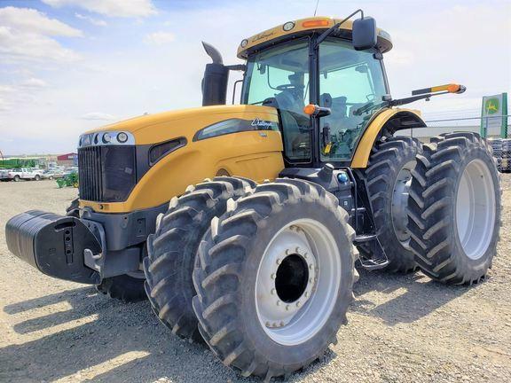 2012 AGCO MT655D Tractor
