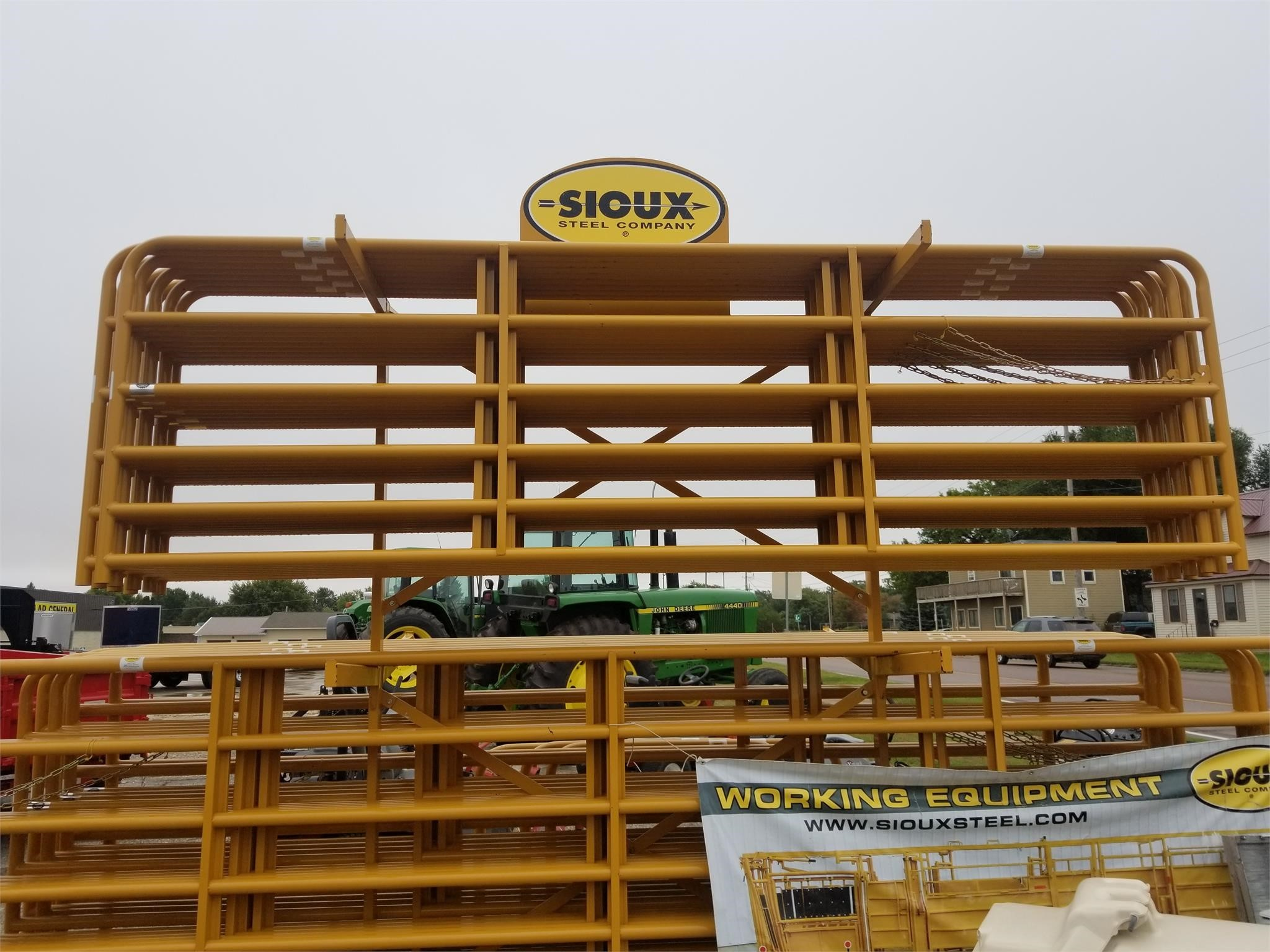 Sioux Steel SS1650STKLH Cattle Equipment