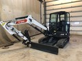 2020 Bobcat E42 Excavators and Mini Excavator