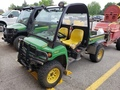 2009 John Deere Gator XUV 850D ATVs and Utility Vehicle