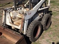 1978 Bobcat 500 Loader and Skid Steer Attachment