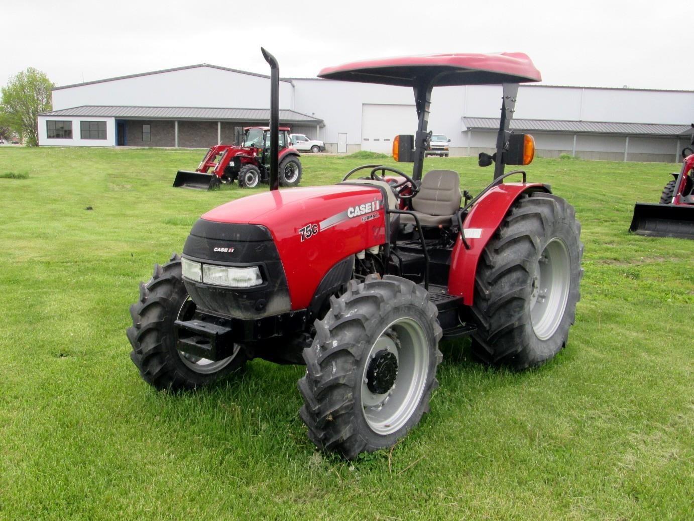 2014 Case IH Farmall 75C Tractor