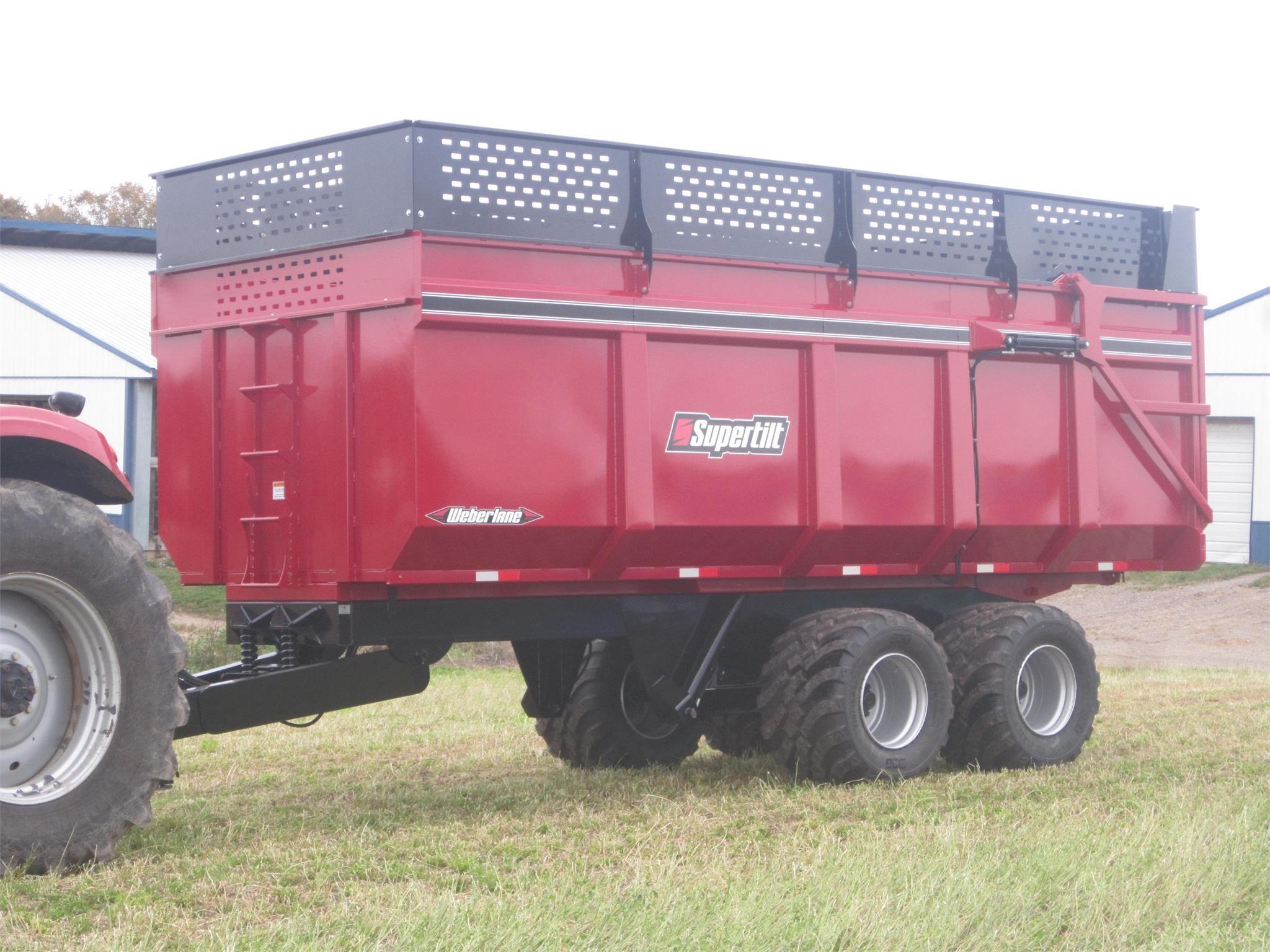 2019 Weberlane WL22ST2010 Forage Wagon