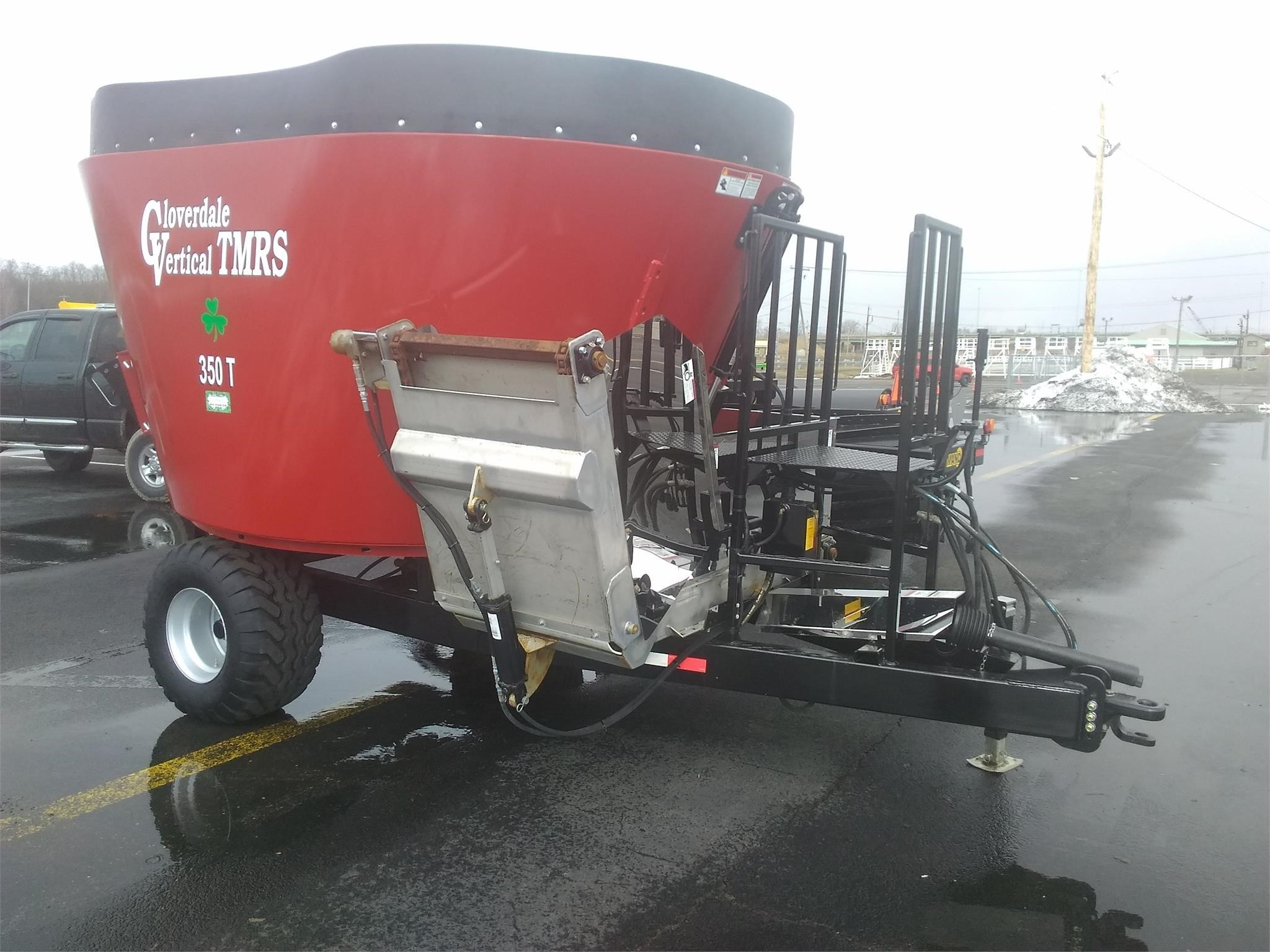 2019 Cloverdale 350T Grinders and Mixer