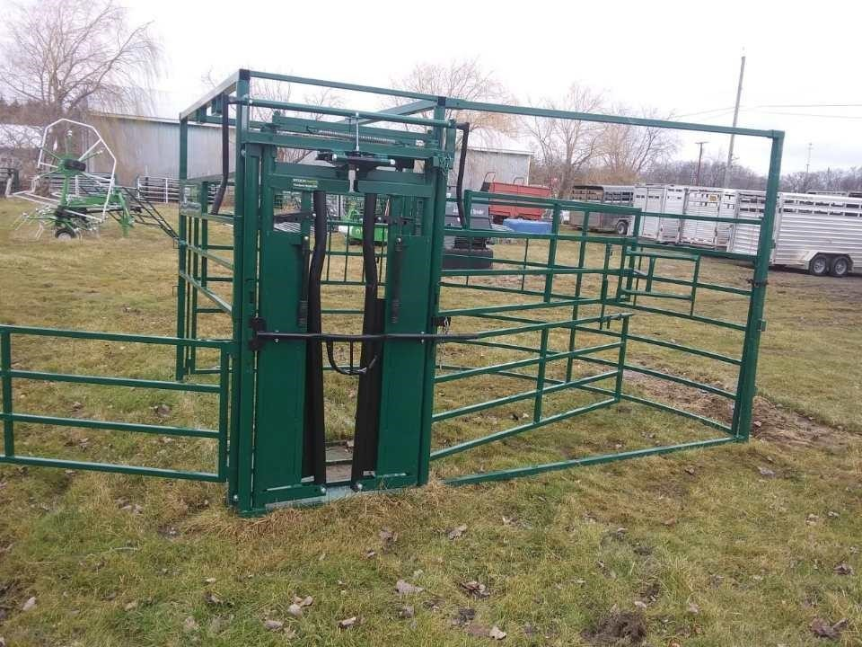 2021 Stockman's Choice CMCP Cattle Equipment