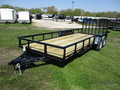 2020 Wesco UTILITY Flatbed Trailer