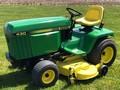 1985 John Deere 430 Lawn and Garden
