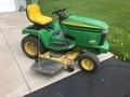 2001 John Deere 335 Lawn and Garden