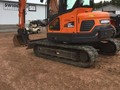 2016 Doosan DX85R-3 Excavators and Mini Excavator