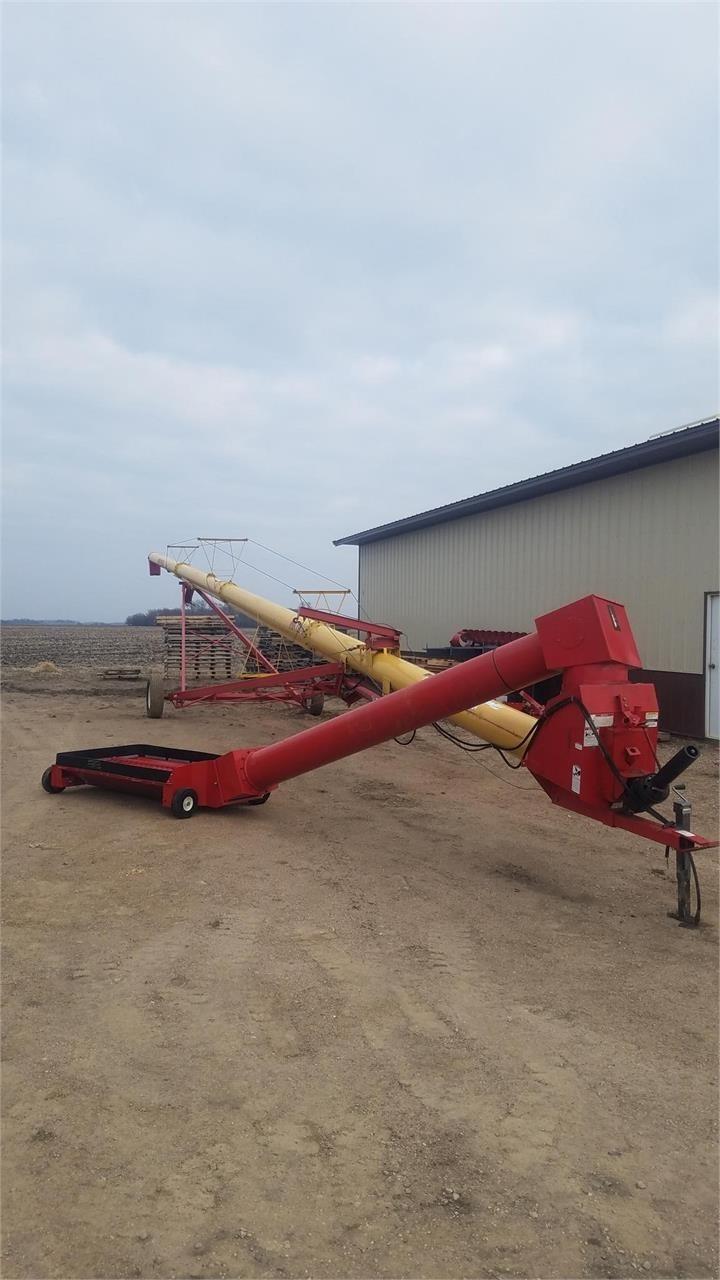 Westfield MK130-81 PLUS Augers and Conveyor