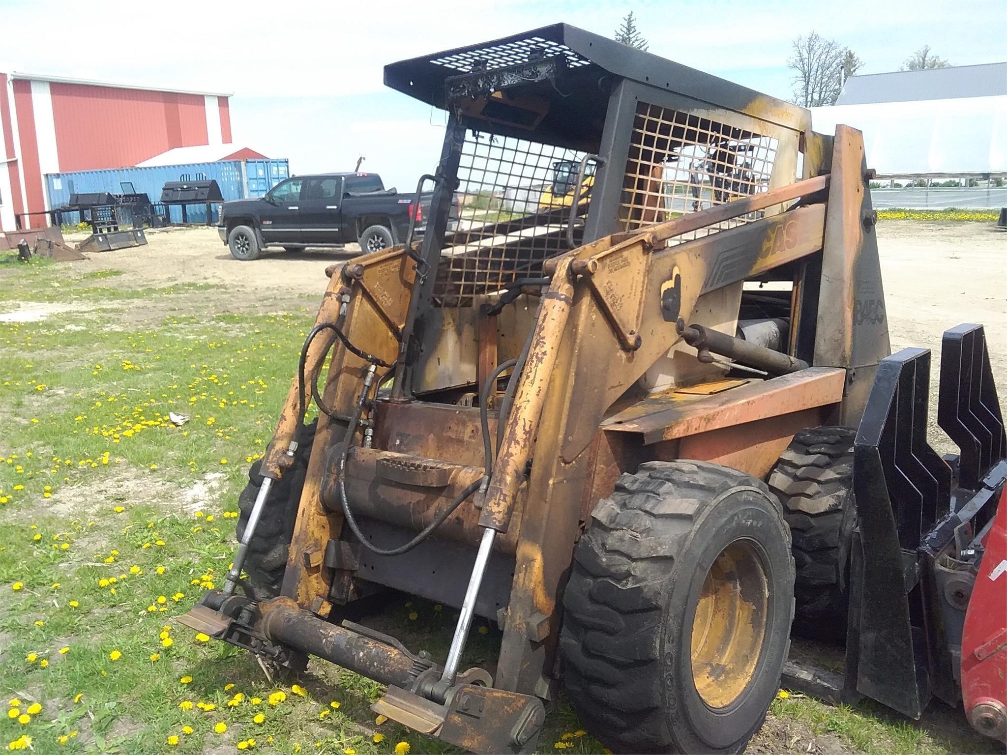 1995 Case 1845C Skid Steer
