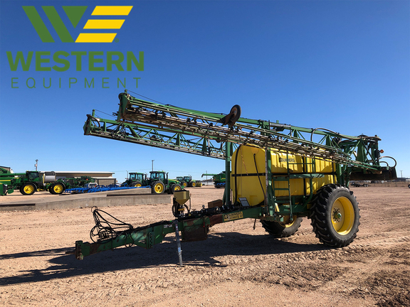 2006 Summers Manufacturing Ultimate NT Pull-Type Sprayer
