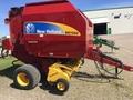 2011 New Holland BR7060 Round Baler