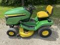2015 John Deere X300 Lawn and Garden
