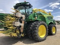 2018 John Deere 8600 Self-Propelled Forage Harvester