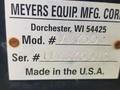 2011 Meyers VB750 Manure Spreader