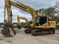 2017 Komatsu PC210 LC-11 Excavators and Mini Excavator