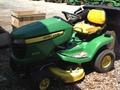 2001 John Deere X300 Lawn and Garden