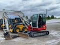 2016 Takeuchi TB260 Excavators and Mini Excavator