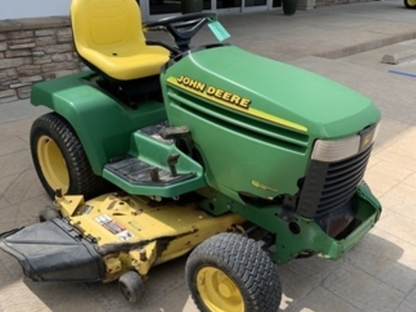 John Deere 345 Lawn And Garden For Sale Machinery Pete