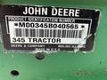 1985 John Deere 345 Lawn and Garden