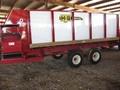 2018 H & S FB7414 Forage Wagon
