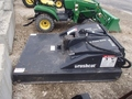 2012 Bobcat 60 Loader and Skid Steer Attachment