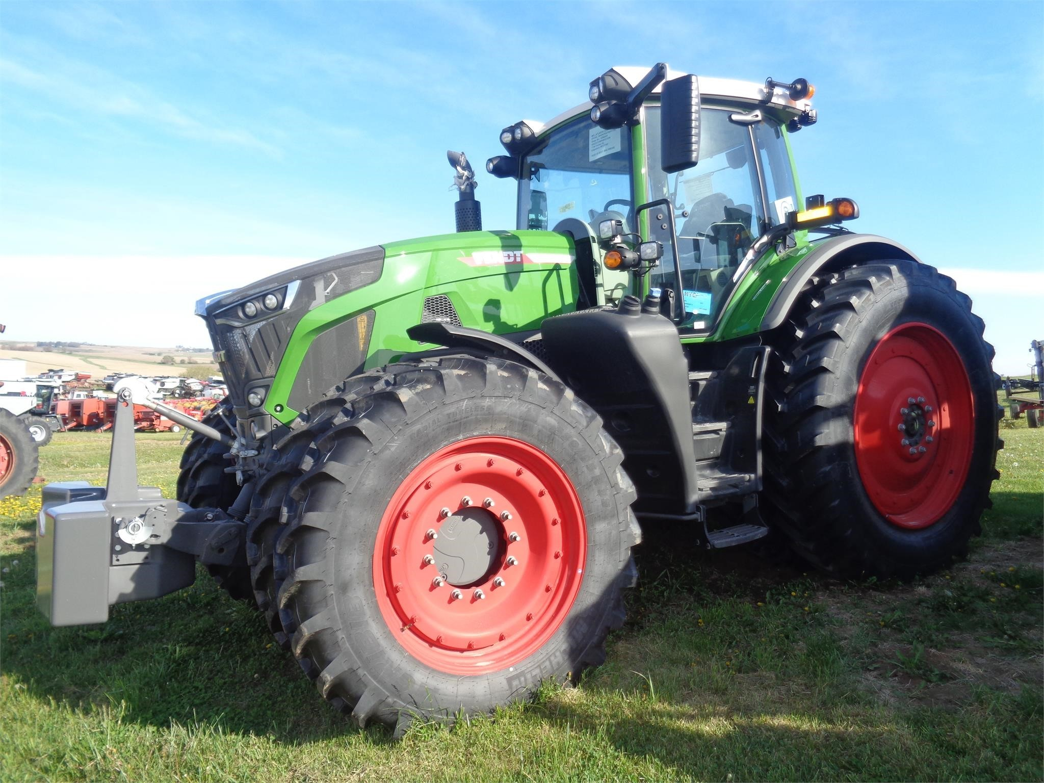 2020 Fendt 936 Vario Tractor