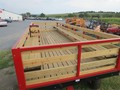 2020 Stoltzfus 8.5X24 Bale Wagons and Trailer