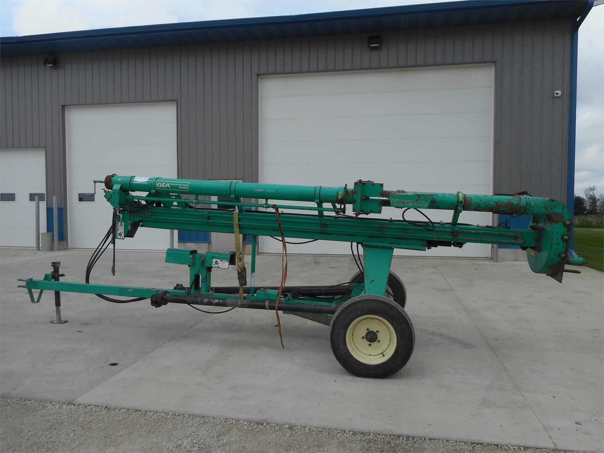 2013 GEA SP-R-12 Manure Pump