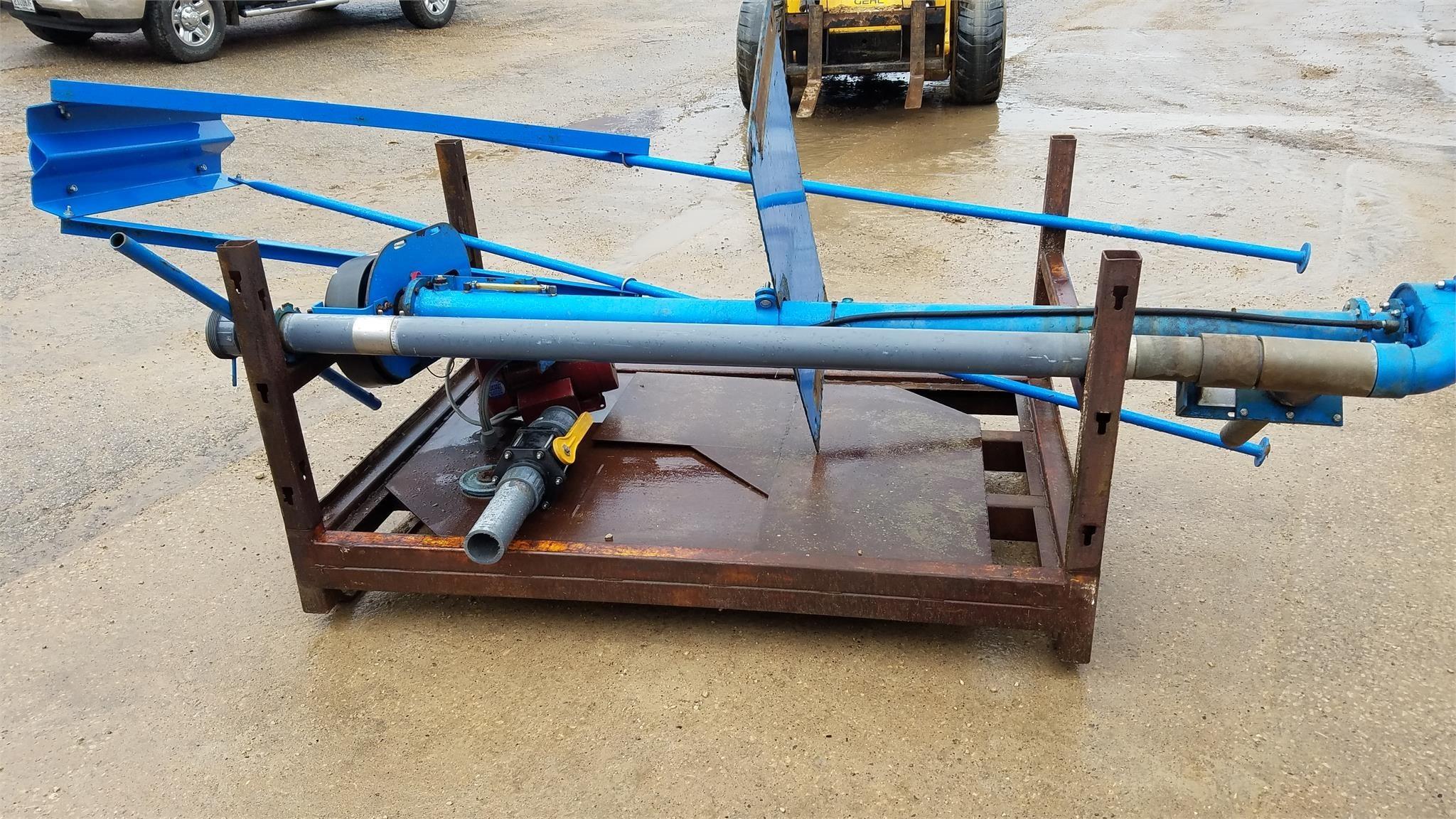 Patz 3333 Manure Pump