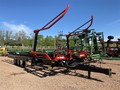 2020 Farm King 2450 Bale Wagons and Trailer