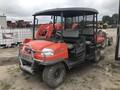 2012 Kubota RTV1140CPX ATVs and Utility Vehicle