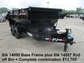 2021 PJ DRP1472BSSK Dump Trailer