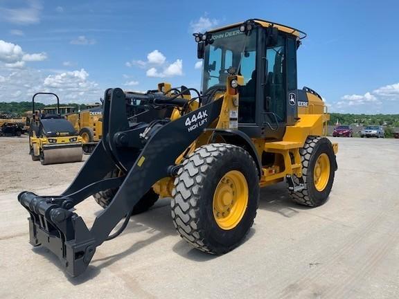 2010 Deere 444K Wheel Loader