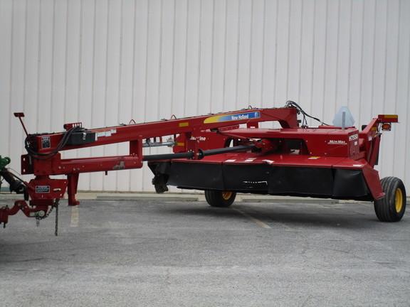 2014 New Holland H7550 Mower Conditioner