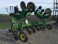 1999 John Deere 856 Cultivator