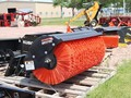 """2019 Bobcat 68"""" Angle Broom Loader and Skid Steer Attachment"""