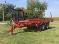 2019 Anderson TRB1000 Bale Wagons and Trailer