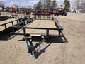2019 Quality 18FT Flatbed Trailer