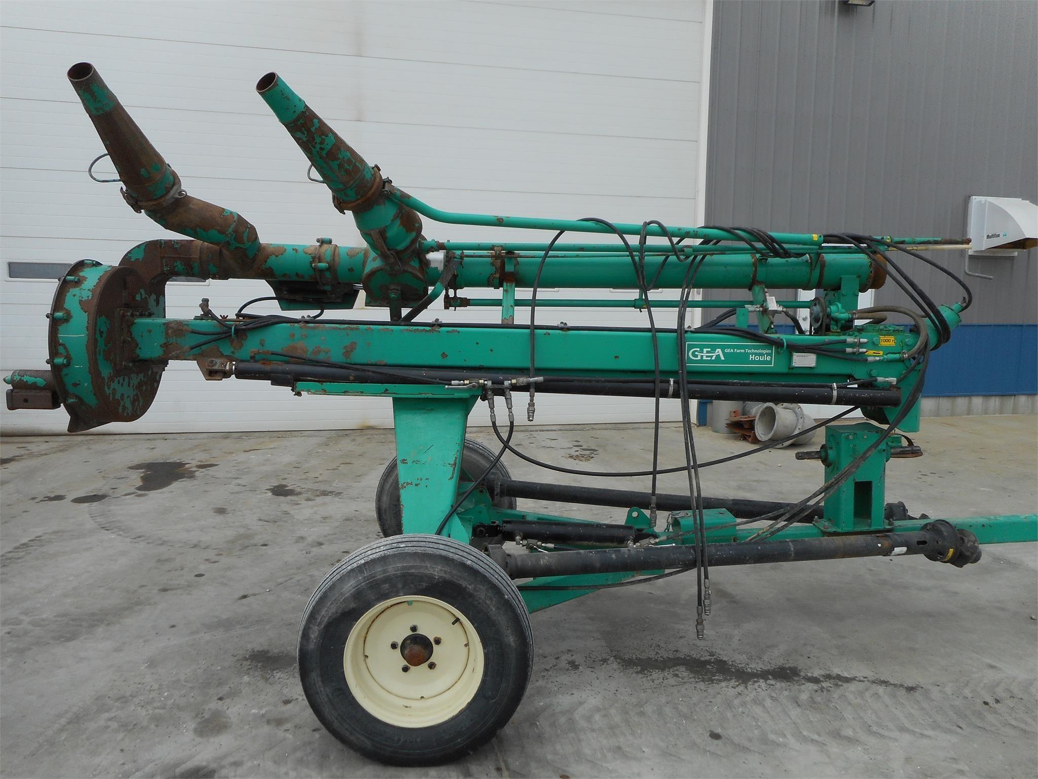 2010 GEA SP-R-8 Manure Pump