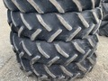 2015 John Deere Set of 4 used Goodyear 380/80R38 R1 Tractor Tires Wheels / Tires / Track
