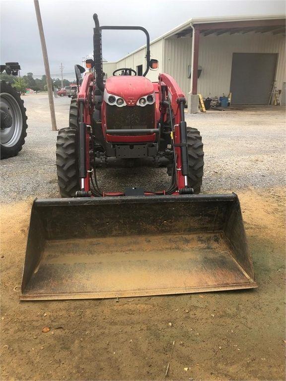 2013 Massey Ferguson 4608 Tractor
