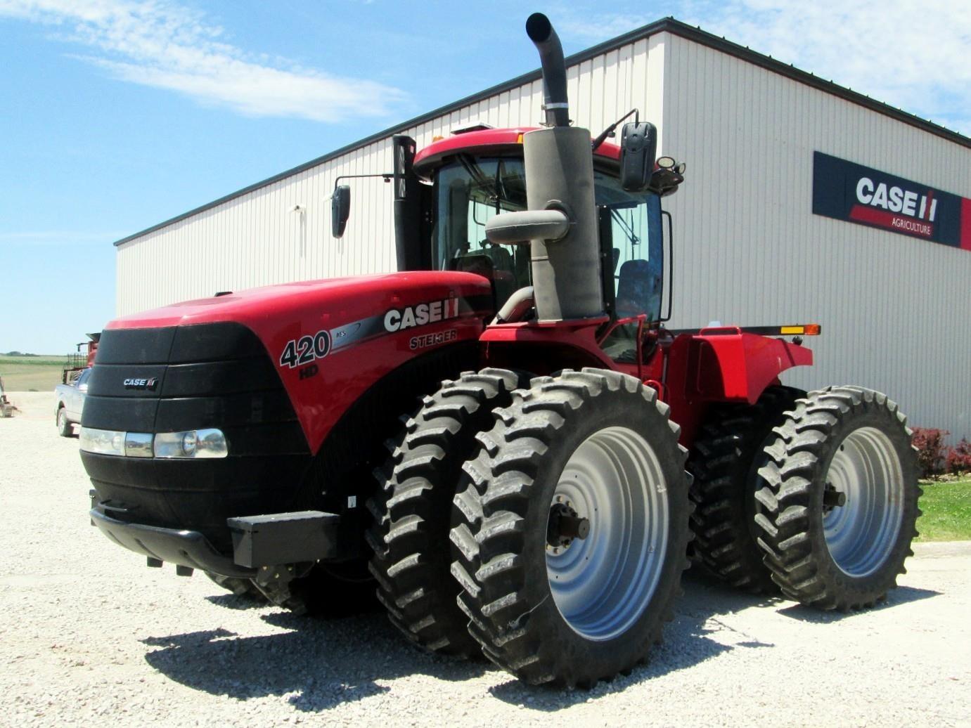 2016 Case IH Steiger 420 HD Tractor