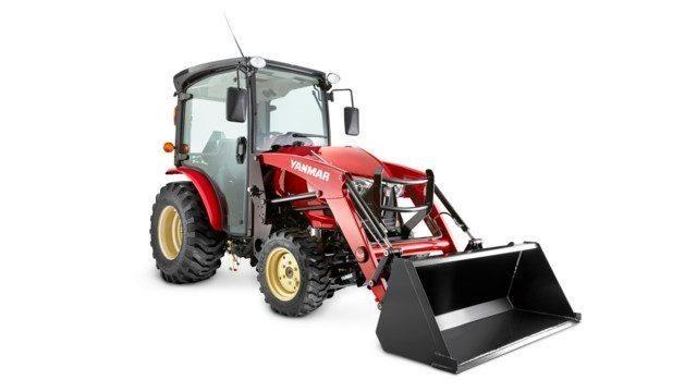 2018 Yanmar YT235 Tractor