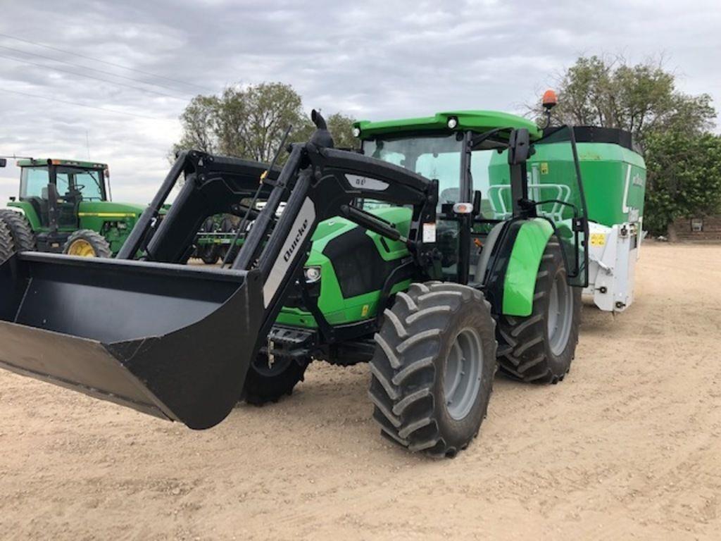2019 Deutz Fahr 5120G Tractor